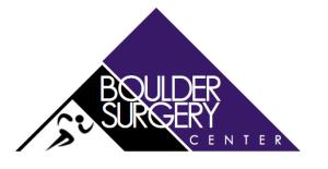 Boulder Surgery Center